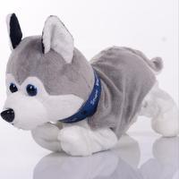 Sound Control Electronic Dogs Interactive Electronic Pets Robot Dog Bark Stand Walk Voice Sensative Plush Toys