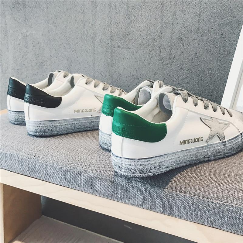 De Noir Hommes vert Noir Avec Mâle Mode Jookrrix Sneaker 2018 Chaussures Alapargatas Sales Respirant Décontracté Toile Marque Étoile Loisirs AIAxYqSTw