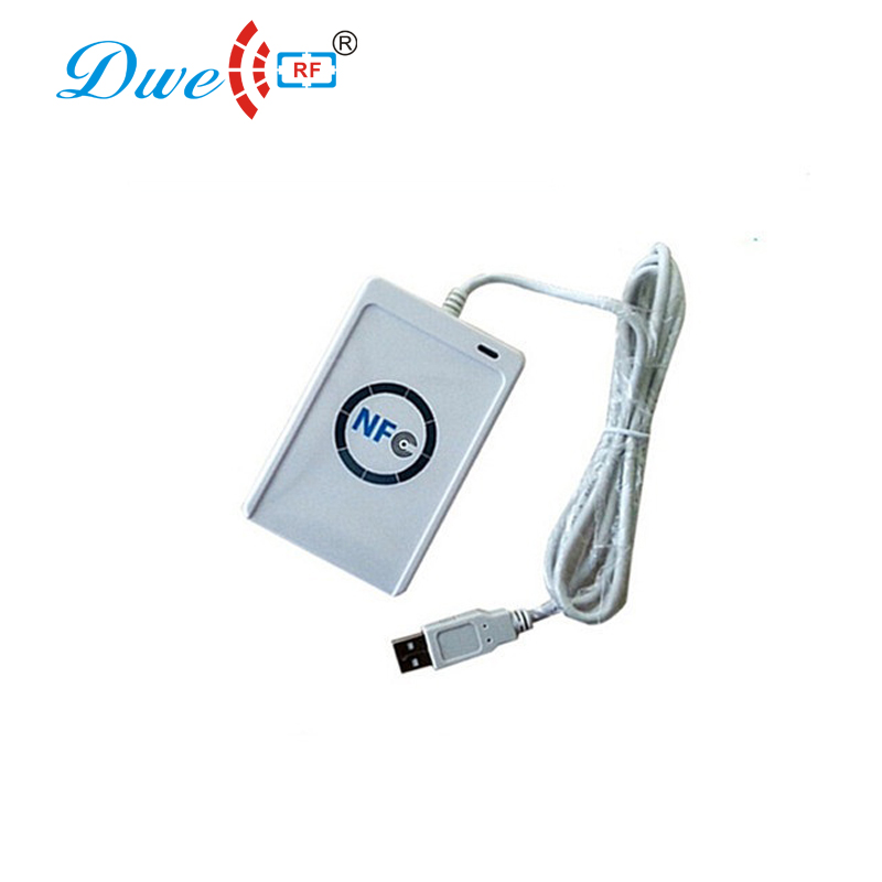 DWE CC RF access control card reader key duplicator nfc writer rfid copier acr122u nfc reader key duplicators