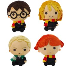 New  Plush Toy Harry Ron Hermione Draco Malfoy 30CM Large Gift A birthday present for your child