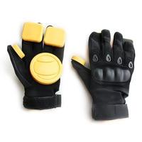 Free Shipping Improver Skateboard Longboard Slide Gloves With Slider Professional Protective Gloves For Skating For Big