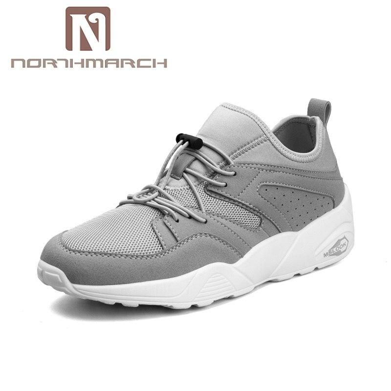 NORTHMARCH hommes chaussures décontractées mode formateurs respirant marche chaussure pour hommes léger à lacets hommes baskets Zapatos Hombre