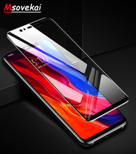 for Xiaomi Mi Redmi Note 6 Pro 5D Tempered Glass Full Cover Glue Protective 9H 2.5D Screen Protector Toughened Film