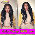 Nicelight Hair Company 7a Unprocessed Virgin Hair Brazilian Body Wave 3 Bundles Brazilian Virgin Hair Body Wave Accept Paypal