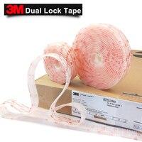 3 м SJ3560 самоклеющиеся dual lock лента с самоклеющиеся двойной блокировки ленты 25,4 мм * 20 м