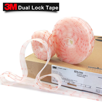 3M SJ3560 self adhesive dual lock tape with self adhesive Dual Lock tape 25.4mm*20M