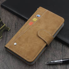 Hot! Elephone P8 Pro Case High quality flip leather phone bag cover case For Elephone P8 Pro with Front slide card slot стоимость