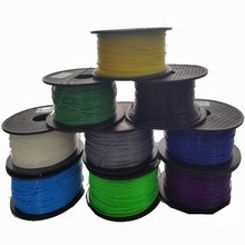 20 Colors 3D Filament 1KG (400M) ABS1.75mm 3D Printing Materials For 3D Printer 3D Printing Pen