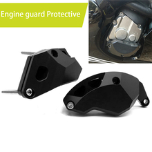 цена на For Kawasaki ZX10R ZX-10R Ninja ZX-10R Motorcycle Accessories Engine guard Protective Cover Fairing Sliders Crash Bumper Pad