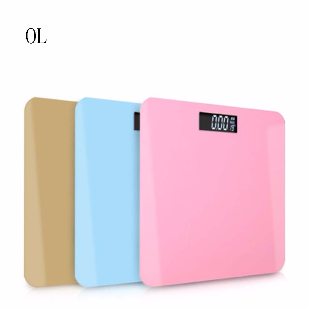 OL Bathroom Scale Body Fat Digital Bathroom Scale Electronic Scale 0.01g Smart Household Scale Accessories