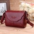 Fashion Women Genuine Leather Small Sling Shoulder Bag Famous Brand Cross Body Designer Cowhide Ladies Hobo Messenger Bags New
