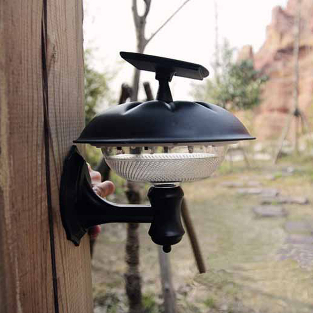 20LED super bright outdoor LED  solar wall light Free shipping