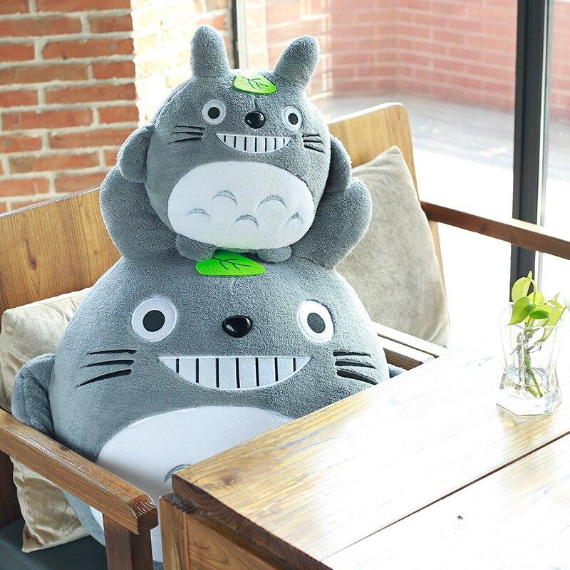 Hot Sale 40CM Staffed Totoro Plush Toys Famous Cartoon Toys Brinquedos Dolls High Quality Dolls Factory Price