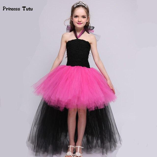 Rockstar Konigin Kinder Madchen Tutu Kleid Prinzessin Halloween