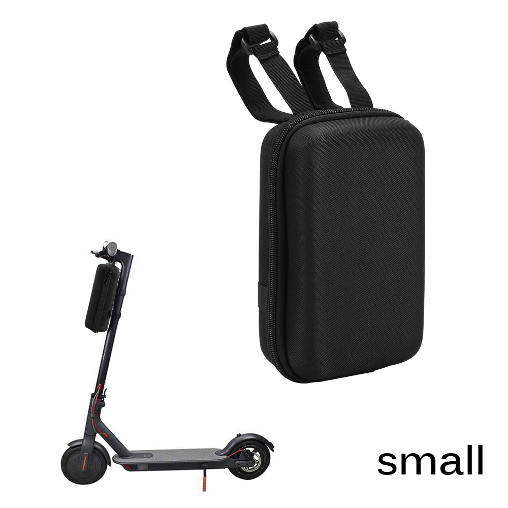 Image 2 - Skate Scooter Bag for Xiaomi M365 Head Bag Front Frame Handlebar Storage Bag Tools Carrier for Xiaomi Scooter Accessories-in Skate Board from Sports & Entertainment