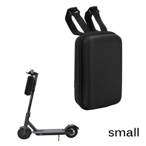 Image 2 - Skate Scooter Bag for Xiaomi M365 Head Bag Front Frame Handlebar Storage Bag Tools Carrier for Xiaomi Scooter Accessories