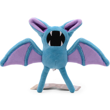 "7"" Cute Zubat Plush Stuffed Toy Soft Doll"