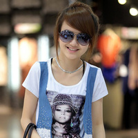 Kpop Fashion Jewelry Women And Men Silver Chain Statement Choker Necklace Wholesale Gros Collier Femme Colar