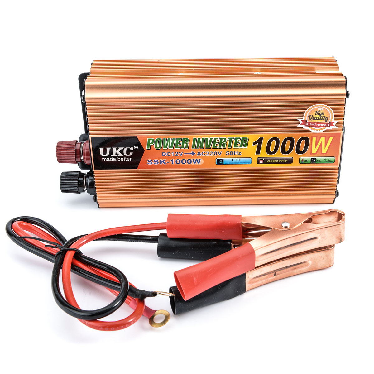 1000w Modified Sine Wave Car Power Inverter Dc 12v To Ac 220v Design Code For Aeproductgetsubject