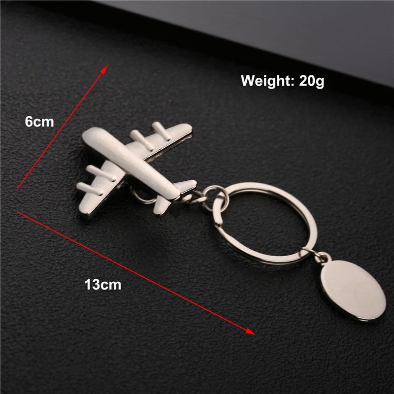 Aircraft Model Keychain (5)