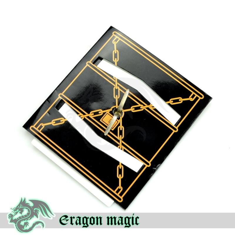 Card Escape-Eragon Magic Tricks Toys Wholesale Retail close-up
