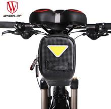 WHEEL UP New Arrival Waterproof Reflective EVA Composited bicycle TPU Bug Road Bag Bicycle  Accessory