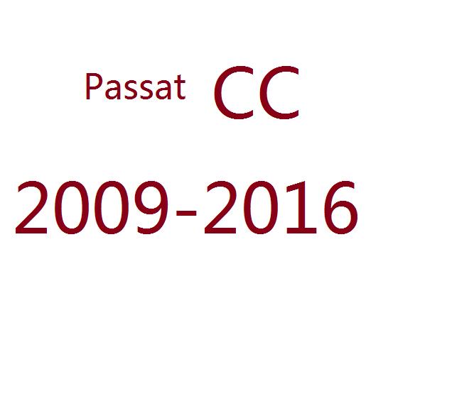 CHESHUNZAI Canbus OBD Plug& Play зеркало Авто Складная функция окно ближе стекло автоматическое закрытие для vw Passat B7 Passat CC - Цвет: Passat CC2009-2016