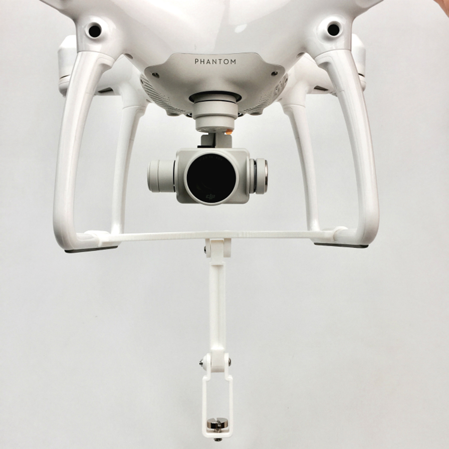 New Arrival 360 Panorama Camera Lifting Bracket Holder Support for DJI Phantom 4/ 4PRO+/4ADVANCED/ADVANCED+ Drone Accessories