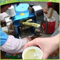 manual sugar cane juicer machine delivery by DHL free shipping