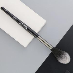 Image 5 - Beili 1 Stuk Zwart Professionele Synthetische Make Up Kwasten Markeerstift Blending Blush Wenkbrauw Eyeliner Make Up Borstels