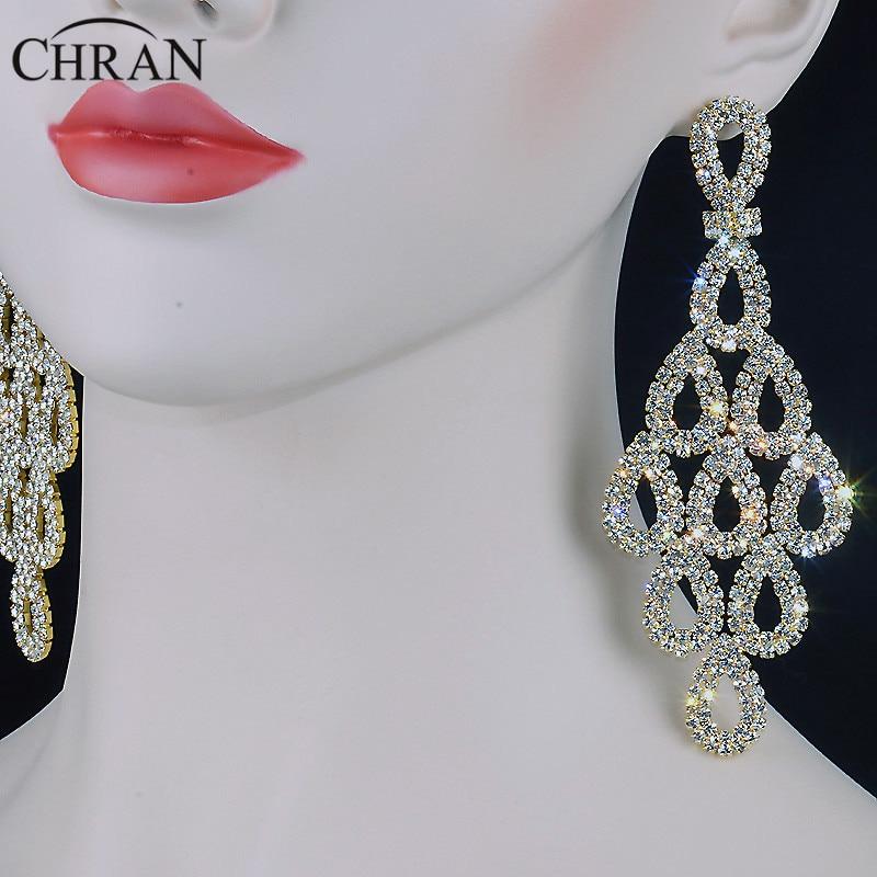Online Get Cheap Rhinestone Chandelier Earrings Aliexpress – Chandelier Earrings Cheap