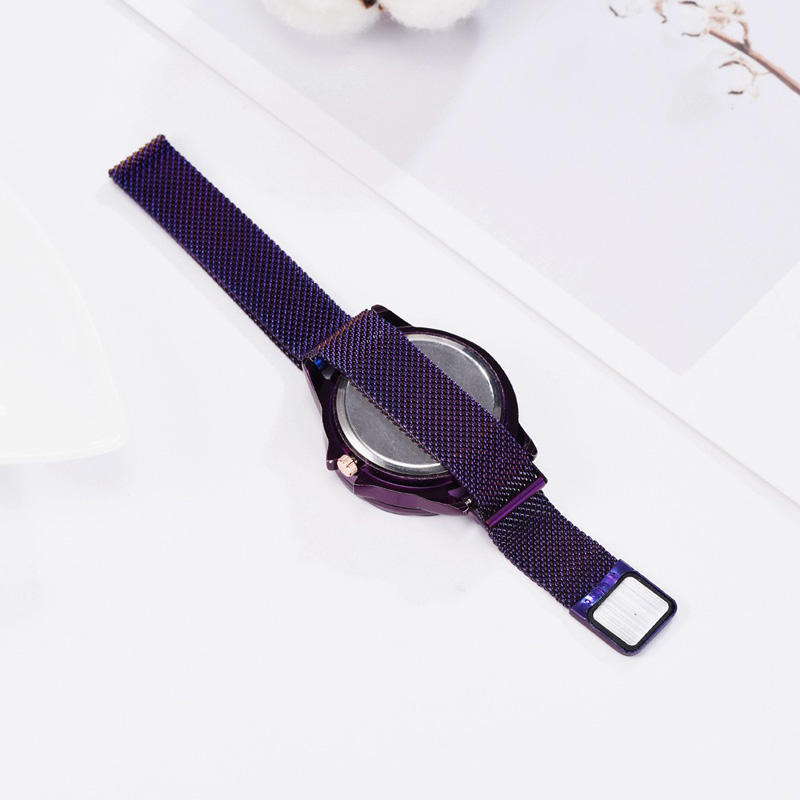 360-degree-rotation-Women-Watch-Mesh-Magnet-Starry-Sky-Ladies-Watch-Luxury-Fashion-Geometric-Quartz-Watch 14