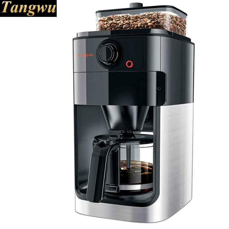 Fully automatic american-style domestic coffee machine is now used to cook commercial all-in-one caso coffee one