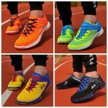 Top Quality Adult Kids Professional Training Badminton Shoes Couple Breathable Mesh Sneakers Men Women Tennis shoe Jogging Boots