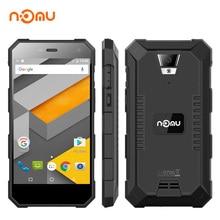 NOMU S10 5 Inç 4G LTE IP68 Su Geçirmez Darbeye Smartphone Android 6.0 MTK MT6737T Quad Core 2 + 16G 13.0MP 5000 mAh Cep telefon