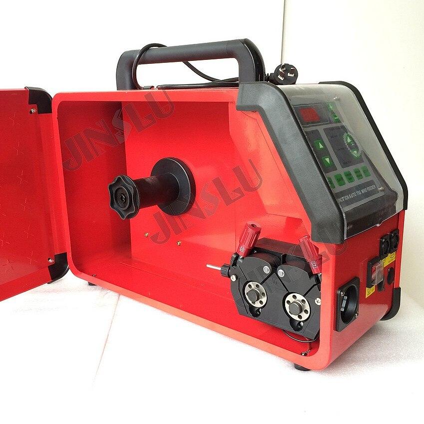 TIG suvirinimo aparato priedas TIG suvirinimo vielos tiektuvas WF-007 - Suvirinimo įranga - Nuotrauka 2