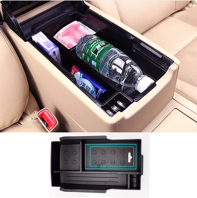 For Toyota Camry 2012 2013 2014 2015 2016 2017 Glove Box Tray Holder  Central Console Storage