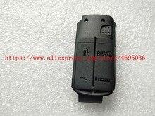新しいゴム 6D USB 底カバー端子キヤノン 6D ゴムカメラ用のキャップの交換修理部品