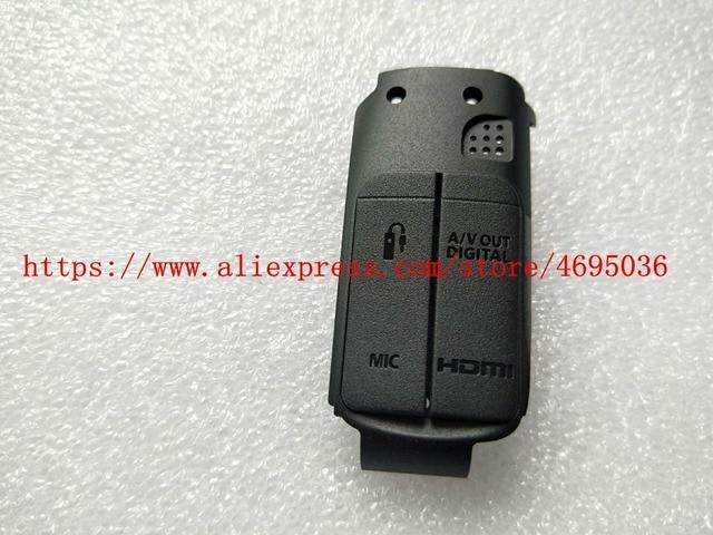 ใหม่ยาง 6D USB ฝาครอบด้านล่าง Terminal Cap สำหรับ Canon 6D ยางชิ้นส่วนซ่อมกล้อง