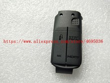 New Rubber 6D USB Bottom Cover Terminal Cap Replacement For Canon 6D rubber Camera repair parts