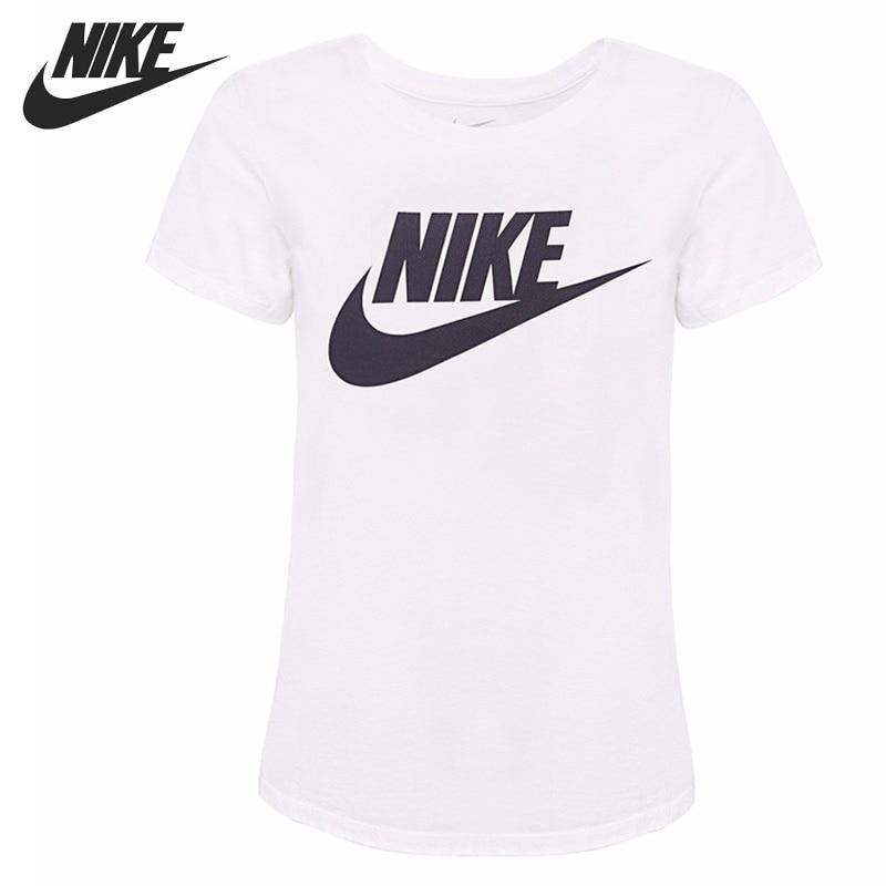 Prix pour Original Nouvelle Arrivée NIKE Femmes de T-shirts à manches courtes de Sport
