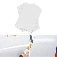 50 листов глянцевой 3d бумаги для струйных принтеров A4 5760 dpi точность печати двухсторонняя Прямая поставка Универсальный