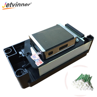 Jetvinner F158000 Printhead Water Based Print Head For Epson R1800 R2400 for Mimaki JV33 JV3 for Mutoh RJ900 with 20pcs swabs