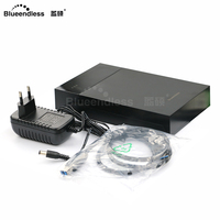 Shipping From RU Tool Free Hdd Enclosure 3 5 Plastic Hard Drive Case 2 5 Hdd