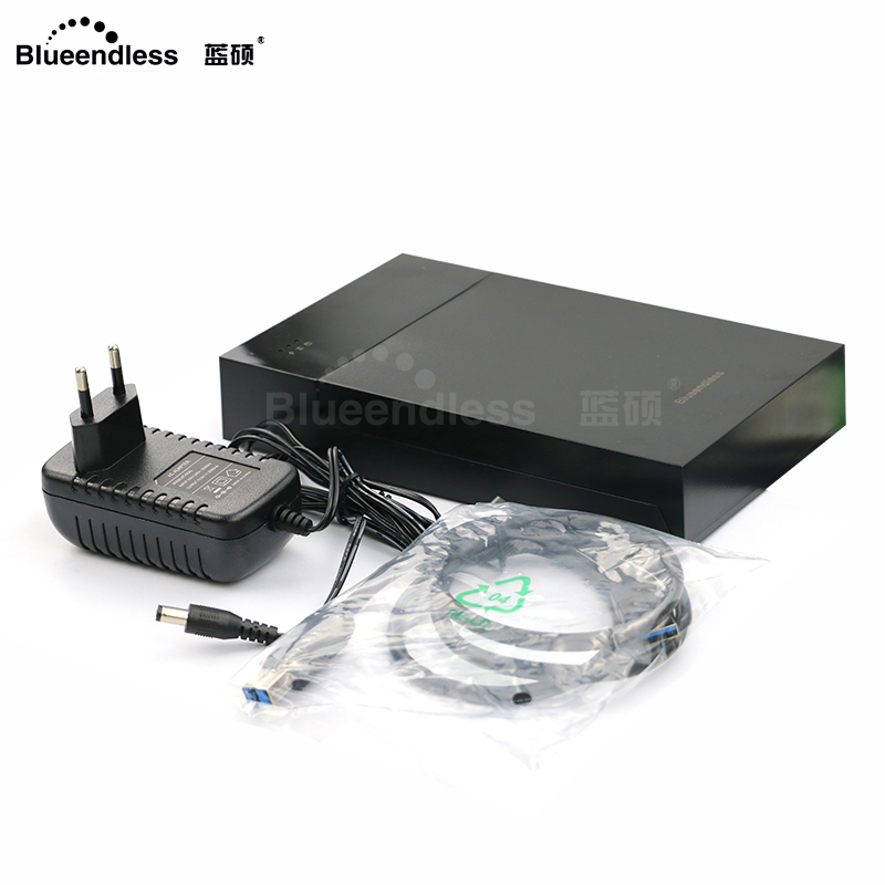 Shipping from RU tool free hdd box 3.5 sata plastic hard drive enclosure 3.5 hd caddy USB 3.0 hard case 3.5 with AC charger plug orico 2 5 usb 3 0 sata hd box hdd hard disk drive external hdd enclosure transparent case tool free 5 gbps support 2tb