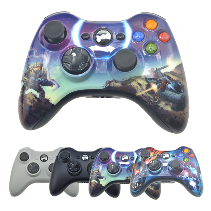 Bluetooth Wireless Joypad For Xbox 360 Gamepad Joystick For Xbox 360 Controller Controle Win7/8 Win10 PC Game Joypad For Xbox360