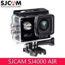 "Original SJCAM SJ4000 AIR 4K WIFI Action Camera Full HD 2.0"" Screen Mini Helmet Waterproof Sports DV Camera 170 Wide Angle"