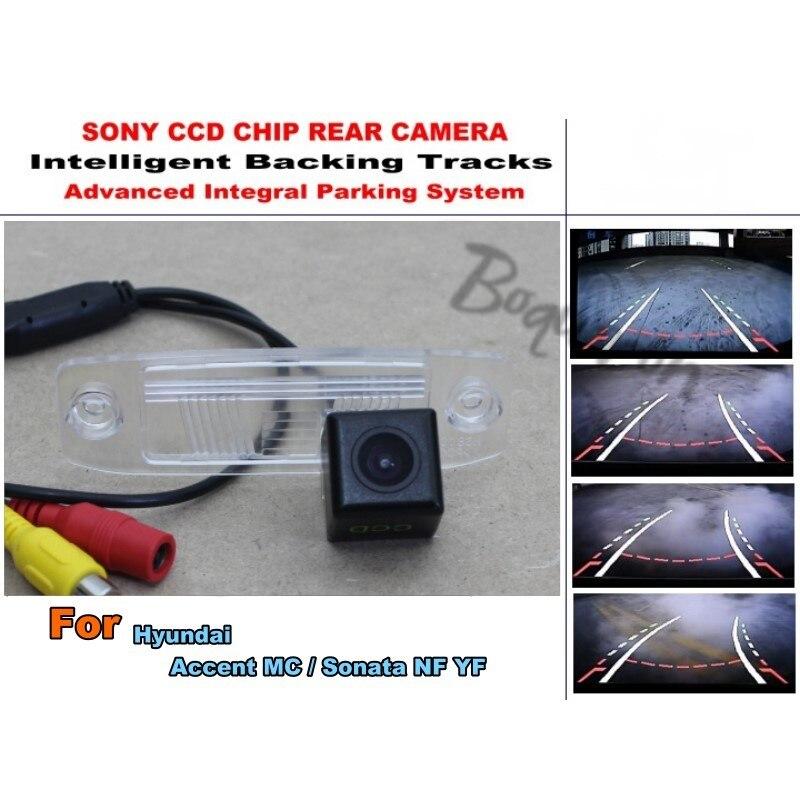 Caméra de Parking intelligente pour voiture/pour Hyundai Accent MC/Sonata NF YF HD caméra de recul/caméra de recul