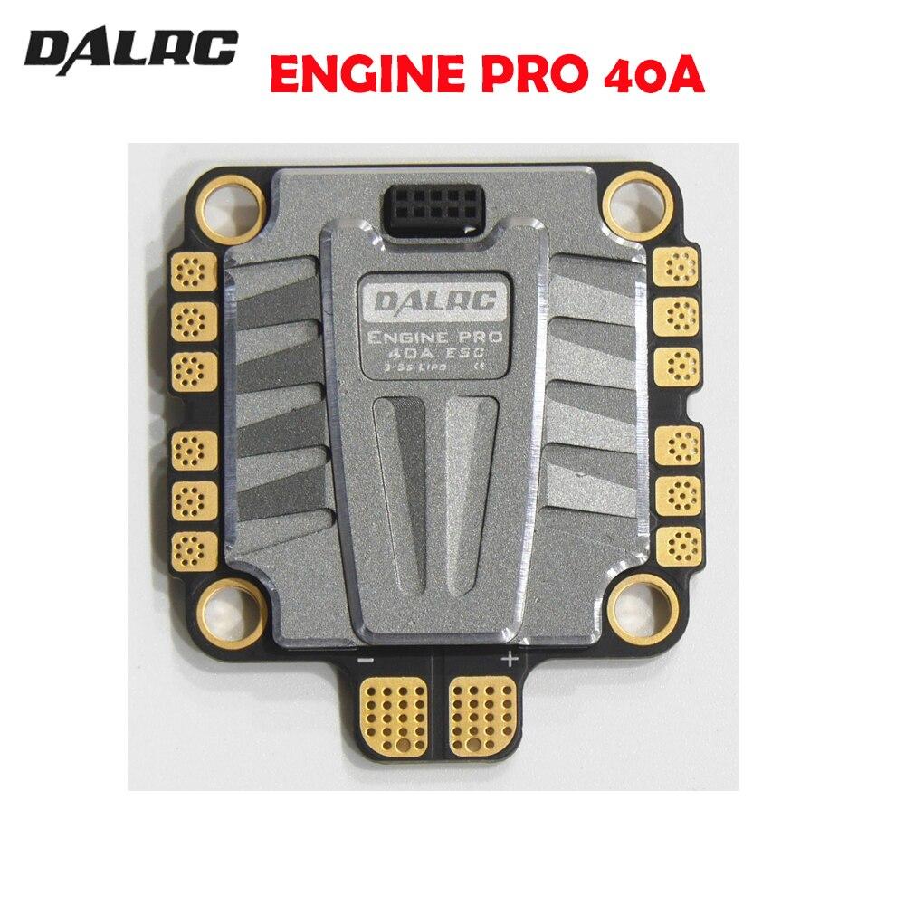 DALRC 4IN1 ENGING PRO 40A ESC 3 5 s Blheli_32 4 in 1 ESC Brushless DSHOT1200 Pronto w/ 5 v BEC per RC Racing Drone Quadcopter Telaio-in Componenti e accessori da Giocattoli e hobby su  Gruppo 1