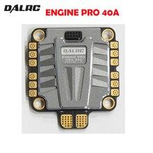 DALRC 4в1 ENGING PRO 40A ESC 3-S 5 S Blheli_32 4 в 1 ESC Бесщеточный DSHOT1200 готовый w/В 5 в BEC для рамки для беспилотный гоночный Квадрокоптер на дистанционном управлении
